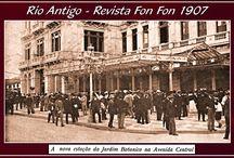 Revista Fon Fon - Imagens Antigas / Revista Fon Fon - Imagens Antigas publicadas pela Revista FON FON do Rio de Janeiro