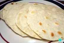 tortillas variadas