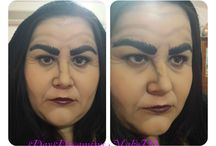 Face Painting 2015 / My 2015 Facepainting