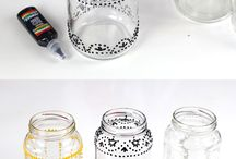 Reciclando vidros