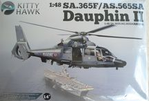 Helicopter Model Kits