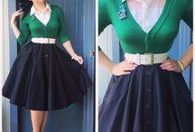Petticoat ensemble