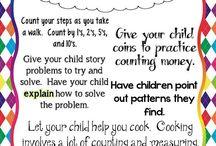 helping kids in preschool or kindergarten with basic reading/math skills