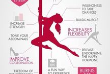 Pole dance / Keep calm and pole dance