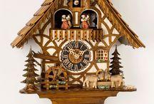 Clock house ideas