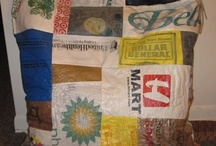 Plastic bag project