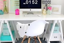 Home office - Study desk