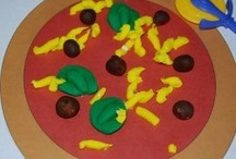 Pizza Theme for Preschool and Kindergarten / Playful Learning Activities for a PIZZA THEME in Preschool and Kindergarten