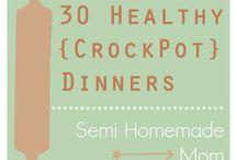 CrockPot Recipes to Try / by Daniela Brouillard