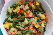 Quinoa & Lentils! / by Aileen Reilly Fisher