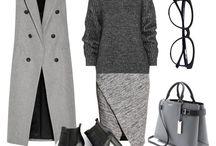 Fashion looks/ Стильные образы / Образы от Насти Волконской.  Looks by NV-stylist.ru