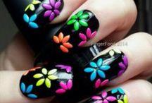 Nail art - manicure
