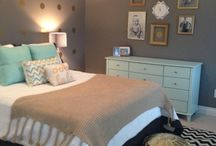Bedroom ideas / by Melanie Merrill