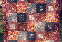 Quilts, Knitting and Sewing