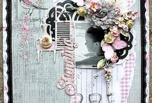 Scrapbook -  Layouts and Designs / by Judy McKay
