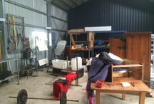 Man Cave / This is my workshop and man cave