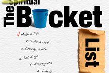 Bucket list / by Vikki Nay