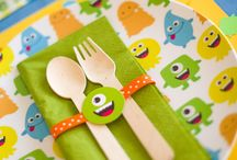 Party ideas -Monster theme