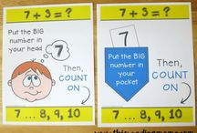 {Classroom - Maths - Counting On}