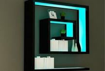 Interior decorating idea's