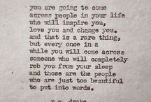 Meaningful Poetry and Quotes