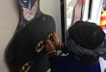 Kinderfeestje superhelden