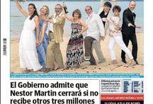 !MAMMA MIA¡ UNAS FIESTAS DE CINE. SANTANDER 2015 / FIESTAS SANTIAGO 2015 SANTANDER