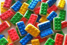 Лего рецепты