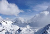 Meribel / Photos of the beautiful resort of Meribel in the French Alps