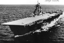 Warship - Aircraft Carriers / by Robert Sr