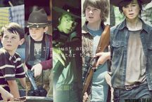 The Walking Dead / When the time comes. . . I will be ready. . .
