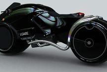 Motorbikes / Bikes with motors
