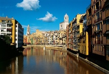 Girona / Imágenes relativas a la ciudad de Girona.