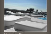 Ostraco Suites I Luxury hotel  Facilities I Mykonos