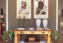 Aparadores na Decoração / Inspirações de como usar aparadores na decoração da sua casa