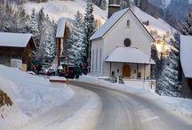 Austrian scenery