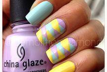 Nails and Hair:)