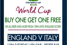World Cup / Everything to do with the World Cup 2014!