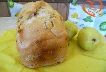 Macchina del pane / Tutte le nostre creazioni fatte con la macchina del pane.