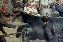 Opdracht geschiedenis P2,WO1. / De 1ste Wereldoorlog
