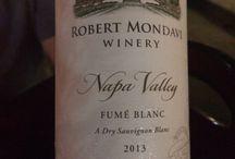 California Wines we like