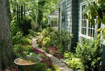 Romantic Gardens and Dinners
