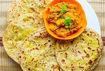 Indian Bread Recipes