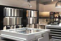Flooring showroom / by Rebecca Meadley