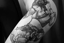 Tatuagens Orientais