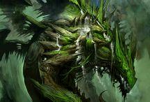 Concept art_Dragon