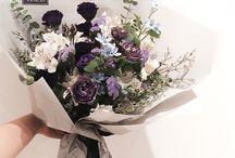 Blomster buketter