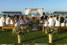 Casamento na praia / Tudo sobre casamentos na praia