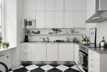 Lägenhet kök
