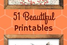 Printables / Instant download printables for every occasion or event.